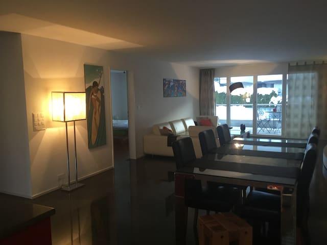 Luxury Apartment with concierge services - Feusisberg - Apartemen berlayanan