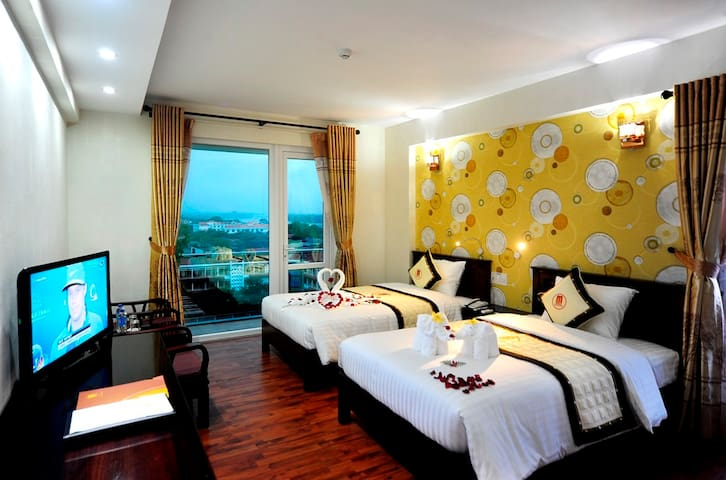 Beautiful room with river view for 2 - Thành phố Huế - Flat