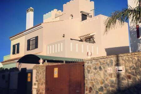 Una casa con unas magníficas vistas Coto de Doñana