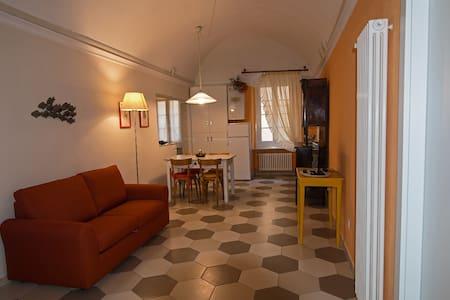 Appartamento di charme in centro storico a Pietra - Pietra Ligure - Wohnung