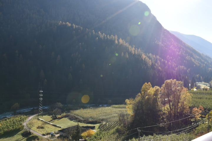 Sweet apt.  tra montagna e relax in VAL DI SOLE