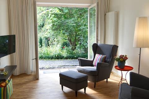"""Ferienwohnung in der """"Villa Sonnenschein"""""""