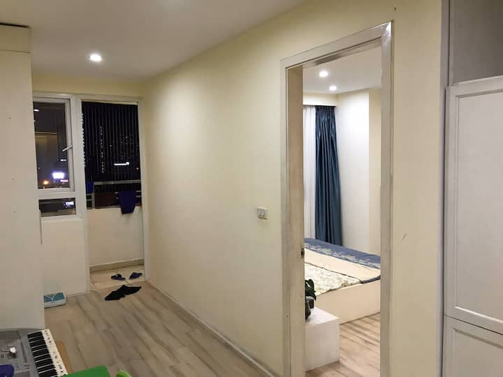 For rent room of apartment  187 nguyen luong bang