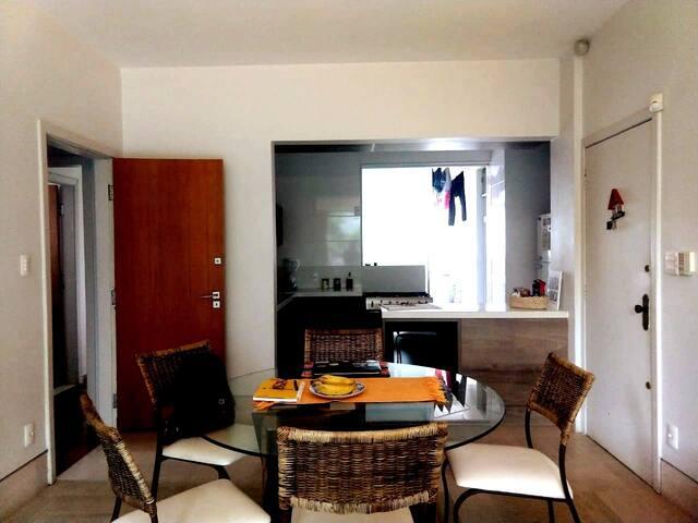 Apartamento Minimalista Região da Savassi