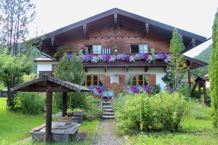 Cozy Apartment Near Ski Area in Weißbach