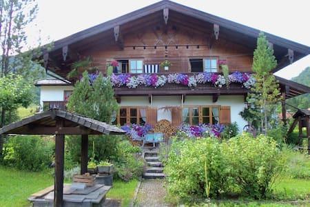 Cozy Apartment Near Ski Area in Weißbach