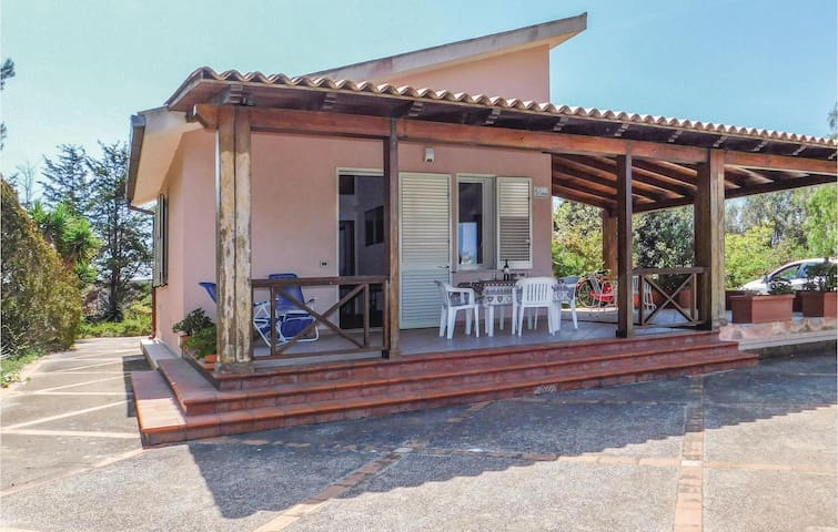 Holiday cottage with 2 bedrooms on 100m² in Marsala -TP-