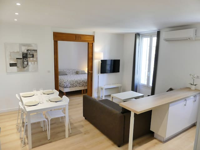 1 Bedroom - Center of Cannes - Near to the beach