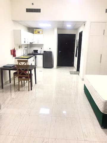 Very clean new furnished studio apartment