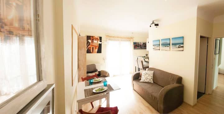 "Sunny small appartment ""Carpe Diem"""