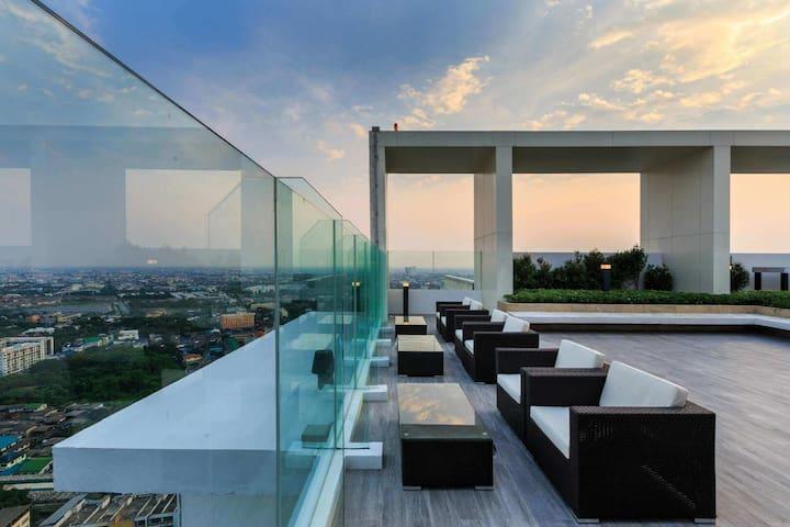 暹罗之家全新高档公寓 交通便利 旅行方便 近大型购物商城