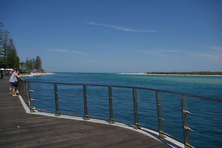 Budget, Centrally Located, Pet Friendly. - Caloundra - Gästhus