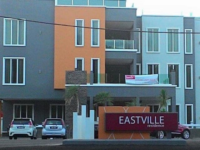 Eastville Residence Hotel - Pahang - Hotel boutique