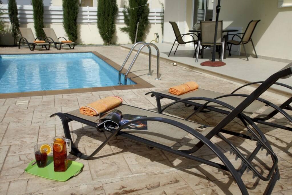 Cyprus In The Sun Villa Dafni 15 Gold