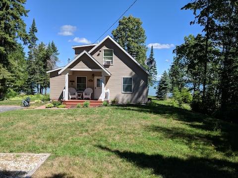 Perfect home on Beautiful Mullett Lake!!!