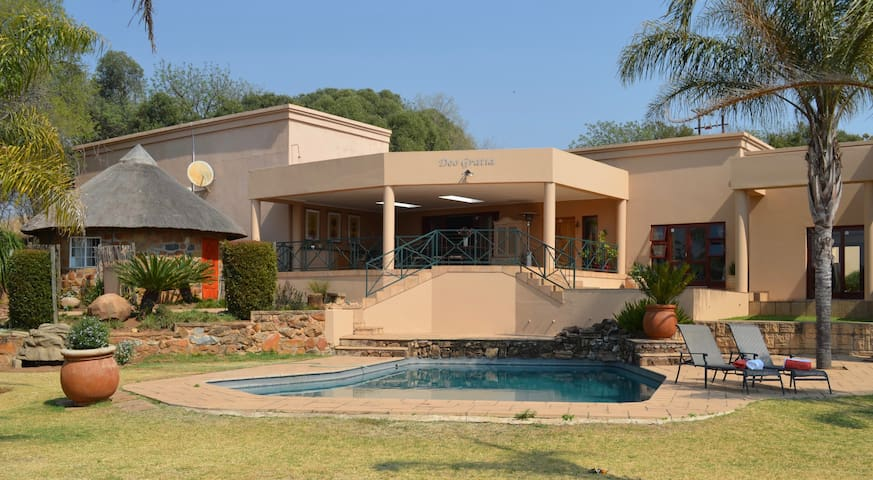 Deo Gratia - Muldersdrift - Bed & Breakfast