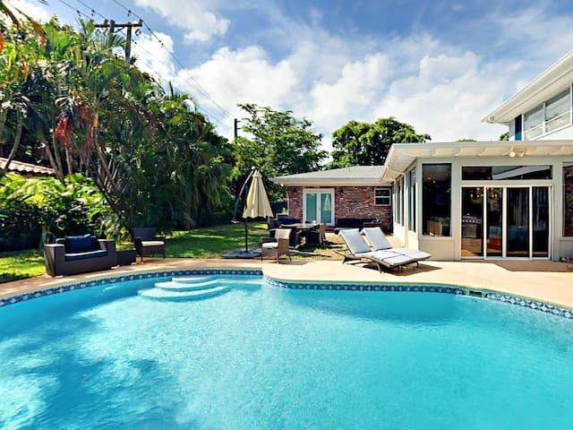 Explorer House: Gorgeous Gem w/Pool, Near Downtown