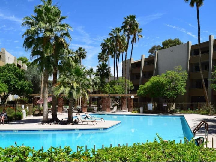 Condo in the heart of Old Town Scottsdale