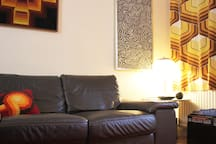 French&Fancy Flat, 2BR, bus station