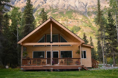 Lower Paradise Log Cabin