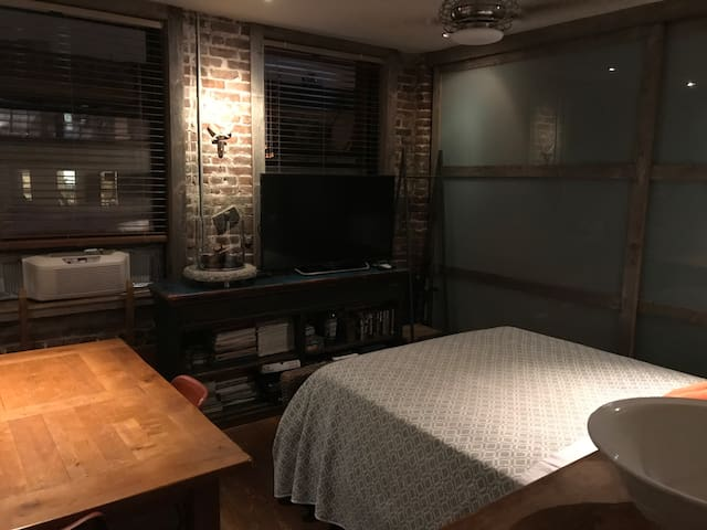 East Village Bedroom for Rent