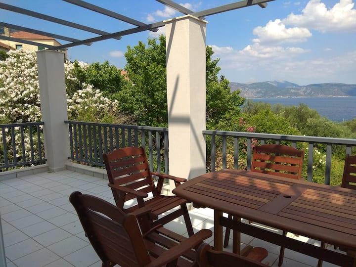 Ionian Villa Victoria Kalamos