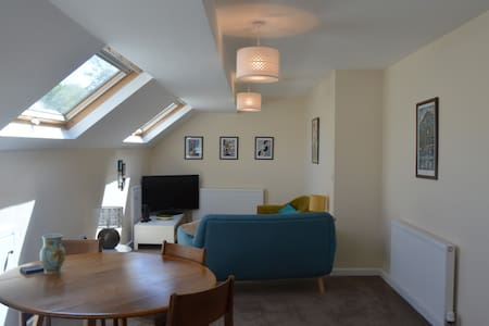 Self contained flat in Horwich nature reserve