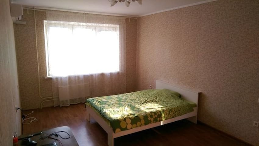 One room apartment in Khimki, Moscow region