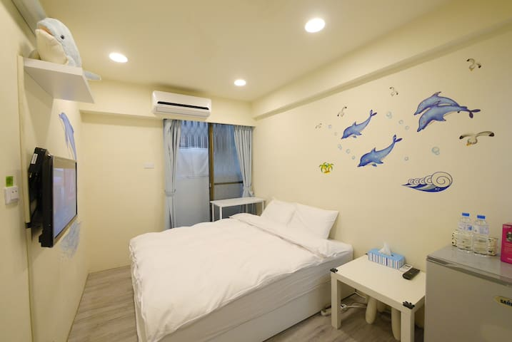 Taichung Fengjia--NEST  Room 5 - Xitun District - Apartment