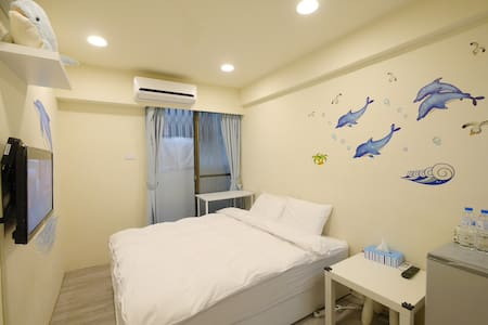 Taichung Fengjia--NEST  Room 5 - Xitun District