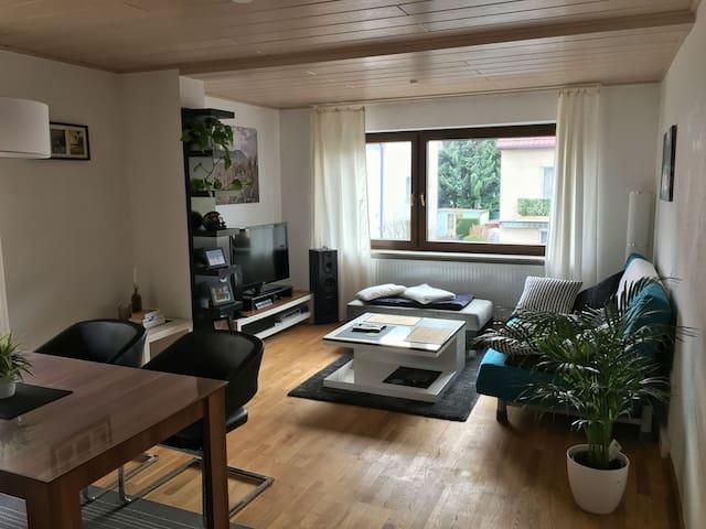 Entspannung in ruhiger Lage und Cannstatter Wasen! - Fellbach - Wohnung