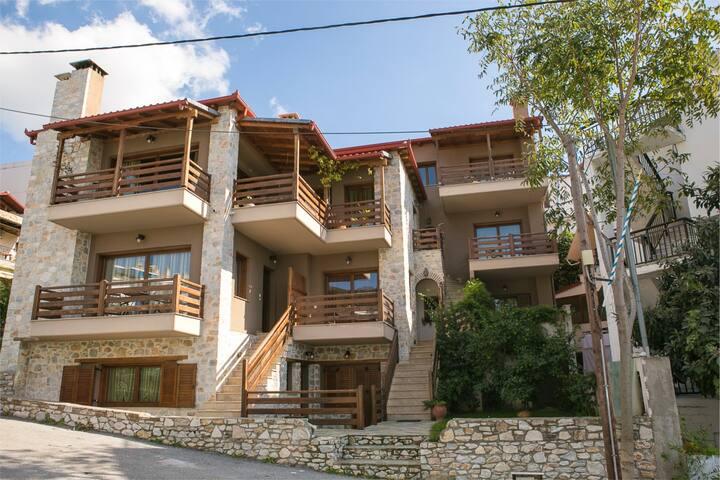 Velia Seaside Apartments - 01