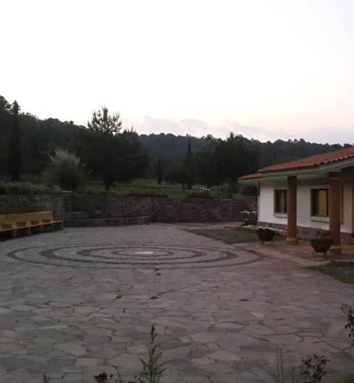 "Cabaña ""Quinta CAMILA"" Tapalpa Beautifult"