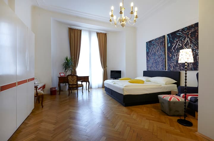 B&B AT THE HEART OF VIENNA Double 3