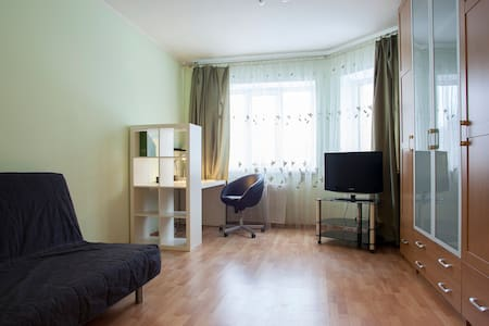 Golden ring Pushkino - 17 km from Moscow - Apartament