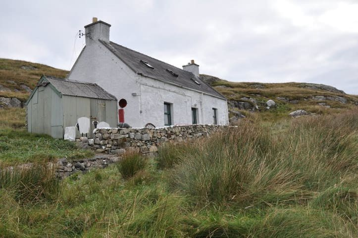Strome Cottage Isle of Scalpay Harris