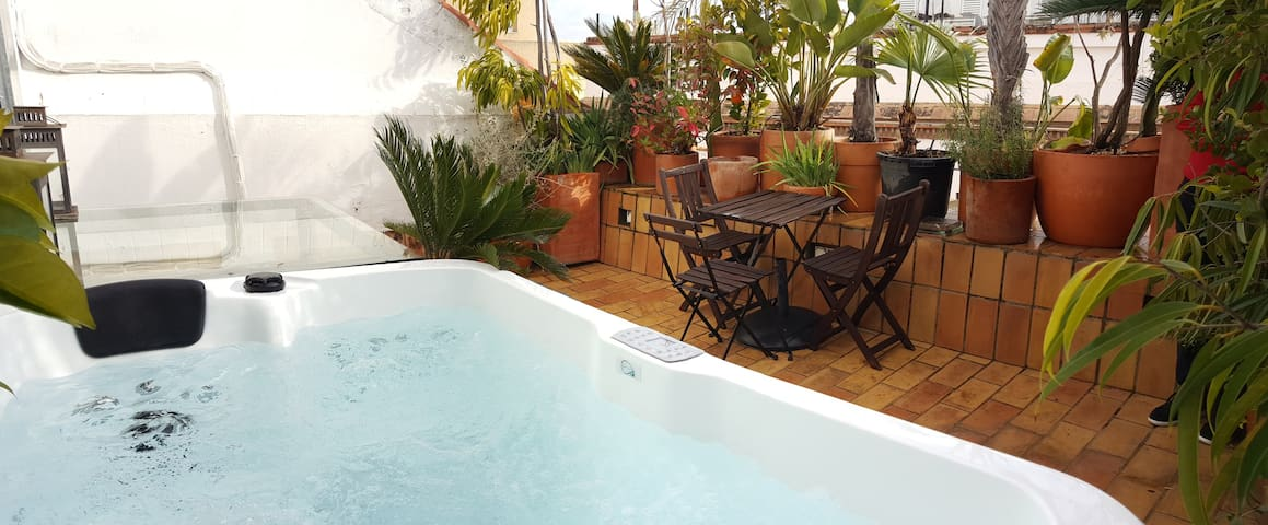 ALAMEDA HOUSE, JACUZZI, WIFI, GARAGE DOWNTOWN