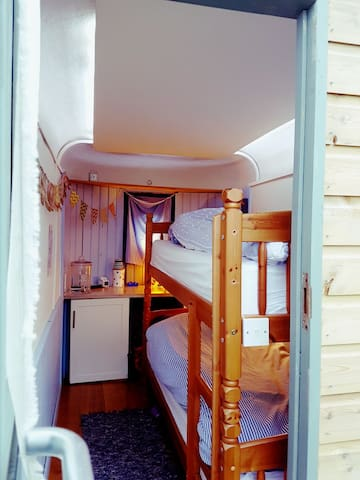 vintage horse box stay