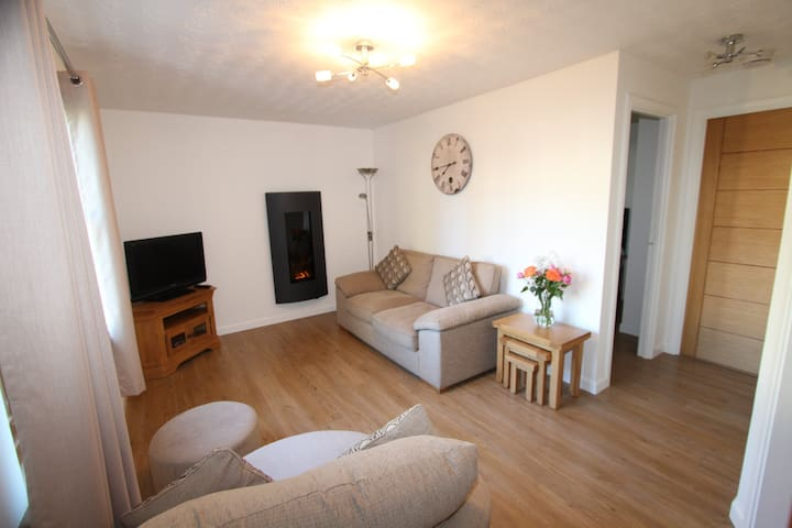 Modern one bedroom Apartment in Inverness