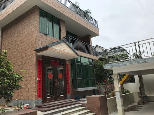 適合度假旅遊享受生活的別墅單房或兩房or整棟,靠近花都萬達廣場 - 广州市 - Haus