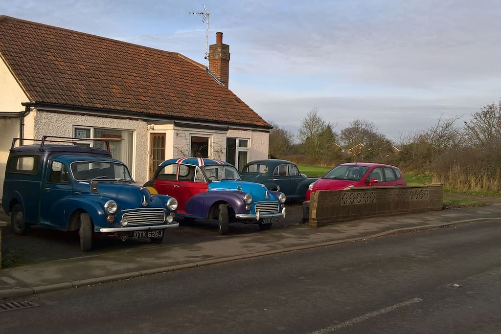Our Morris Minors