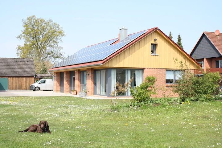 """Alte Sägerei - Gästehaus """"Grete"""" in Hohnstorf/E."""
