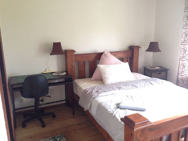 Bedroom with own ensuite, close   to Sawtell/Coffs
