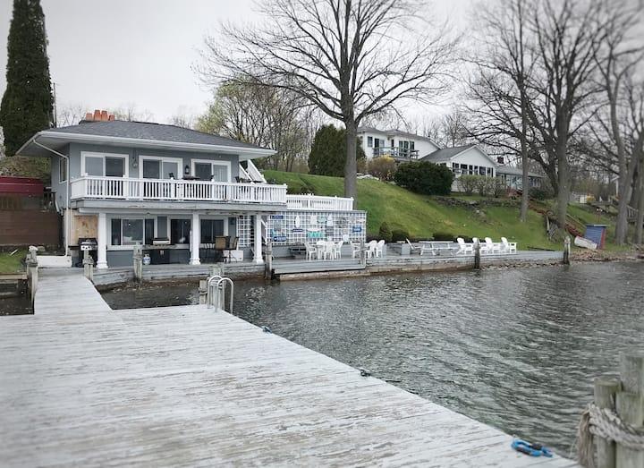 Cottage Retreat on Seneca Lake - Wine Country!