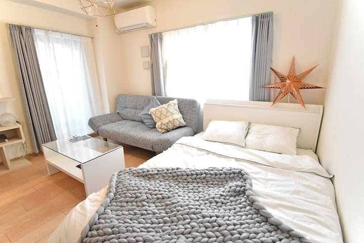 NEW OPEN!Cozy and Comfortable room☆MK183
