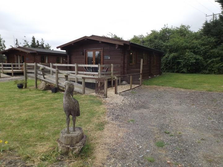 Primrose Lodge at Avonvale Holiday Lodges