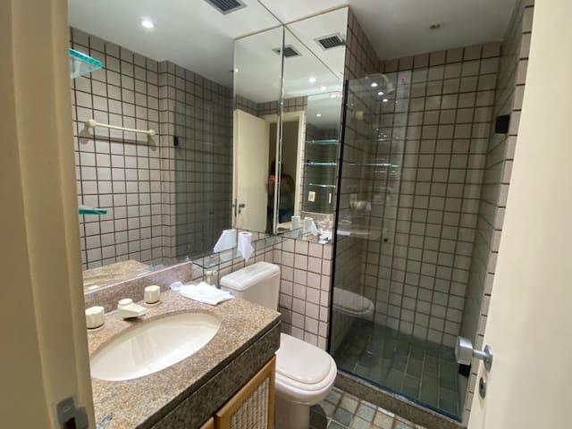 banheiro da suite 3