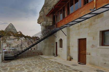 Garden Cave Hotel Comfort Double Room - Göreme Belediyesi - Boutique hotel