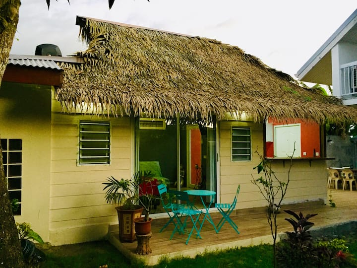 Tahiti Tokerau, un bungalow a votre disposition