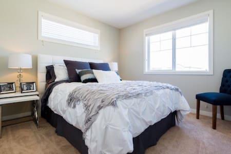 Amazingly quiet one bedroom - วินนิเพก - อพาร์ทเมนท์